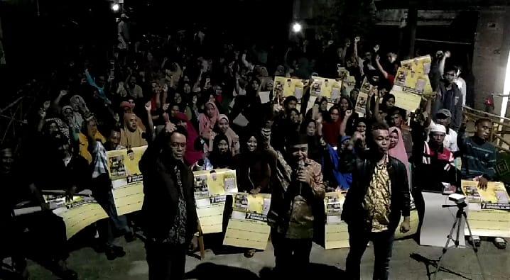 Catat!! Jika Terpilih, 3 Tahun Tidak Selesaikan Jalan Citta, Suwardi Haseng Akan Mundur