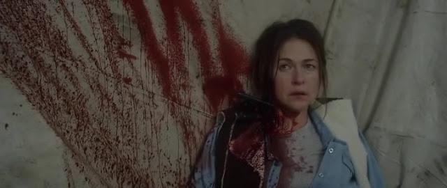 la violencia y la sangre explotan en la parte final del film