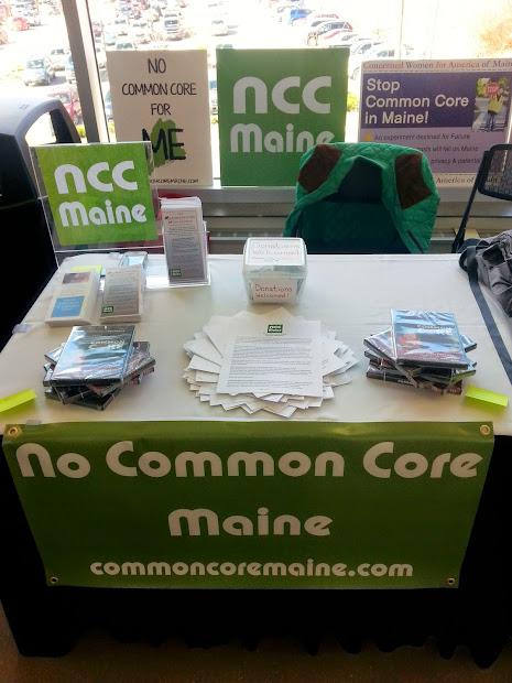 Common Core Maine 2014