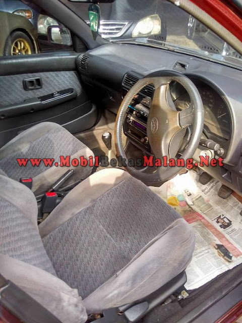 harga mobil Toyota Starlet 1.3 SEG tahun 1994