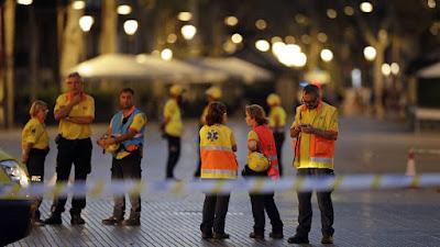 Spanish police stop second attack, kill five terrorists