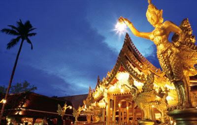 Những tour du lịch Châu Á hấp dẫn tại Cánh Chim Việt Tourist - Thái Lan