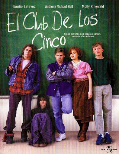 Ver El club de los cinco (The Breakfast Club) (1985) Online