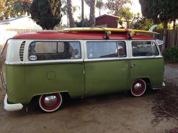New Rebuilt Engine 1968 Vw Surf Bus Vw Bus Wagon