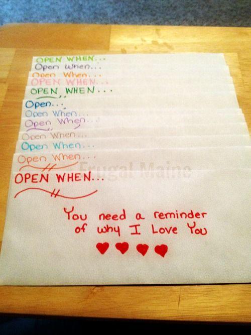 ideas de san valentin