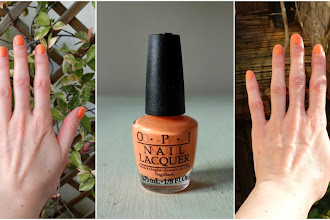 Lubie Vernis : Where Did Suzi's Man-go ? - Collection Brazil - OPI
