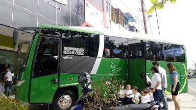 bus pariwisata 4546