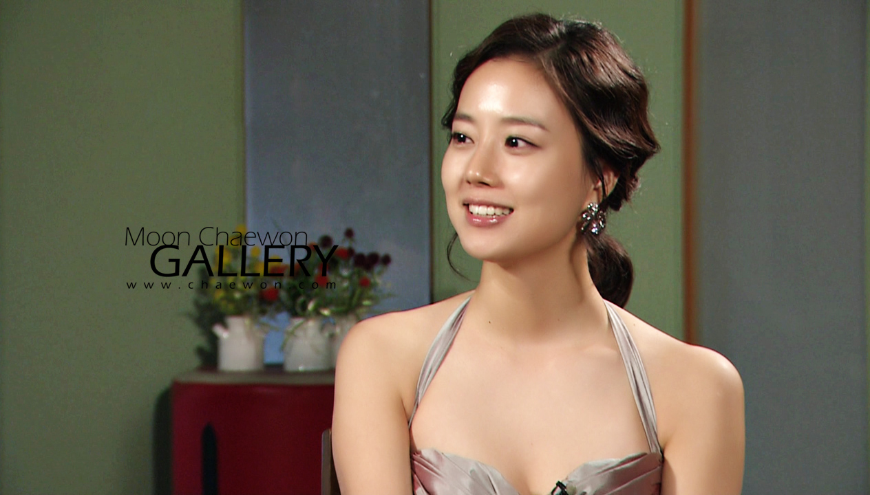 Moon Chae Won (문채원) in an interview at KBS about her bad experiences and the misunderstanding of her critics.