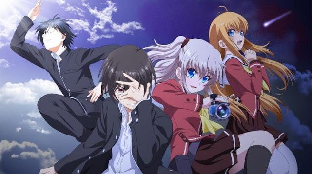 Charlotte - Top Anime Romance Sad Ending List