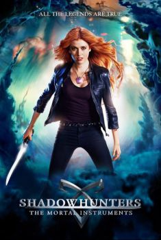Shadowhunters: The Mortal Instruments 1ª Temporada Torrent – WEB-DL 720p Dual Áudio