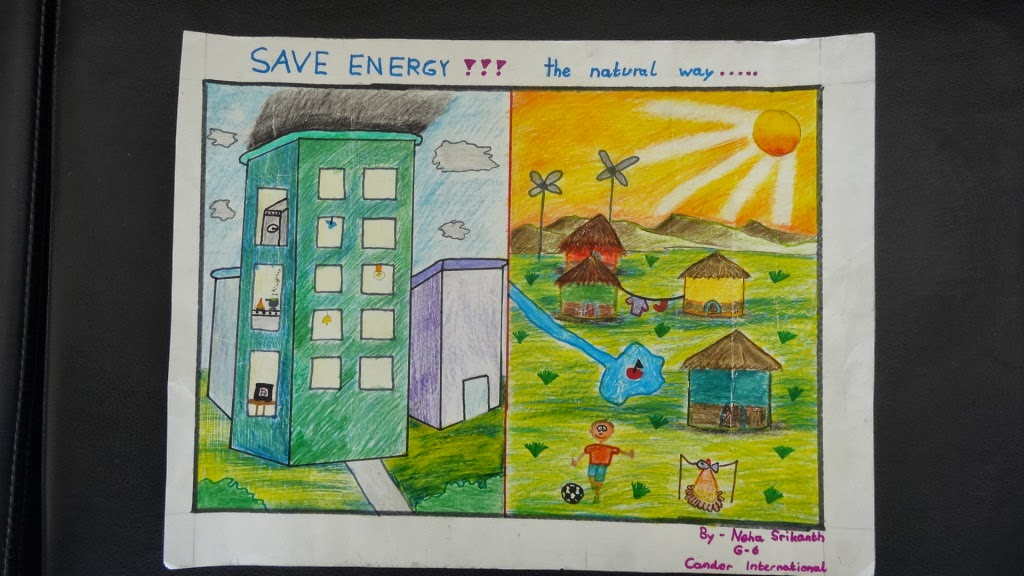 role of students in energy conservation essay