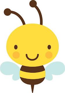 Dibujo de abeja
