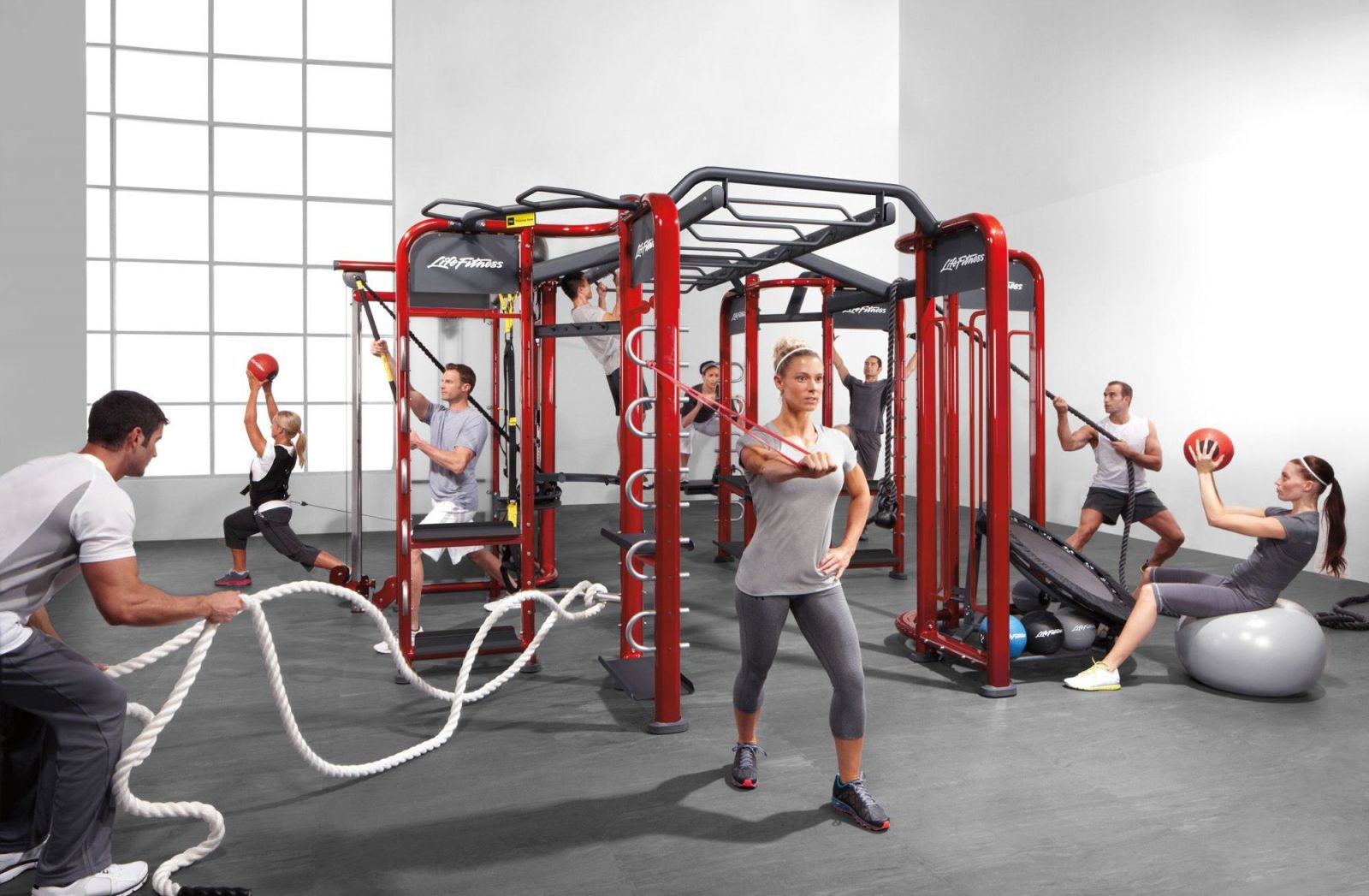 Fitness: Details about Functional Training Equipment for ...