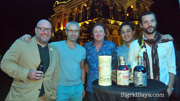Don Papa Rum owners
