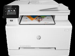 HP Color LaserJet Pro M280-M281 series drivers download Windows, Mac, Linux