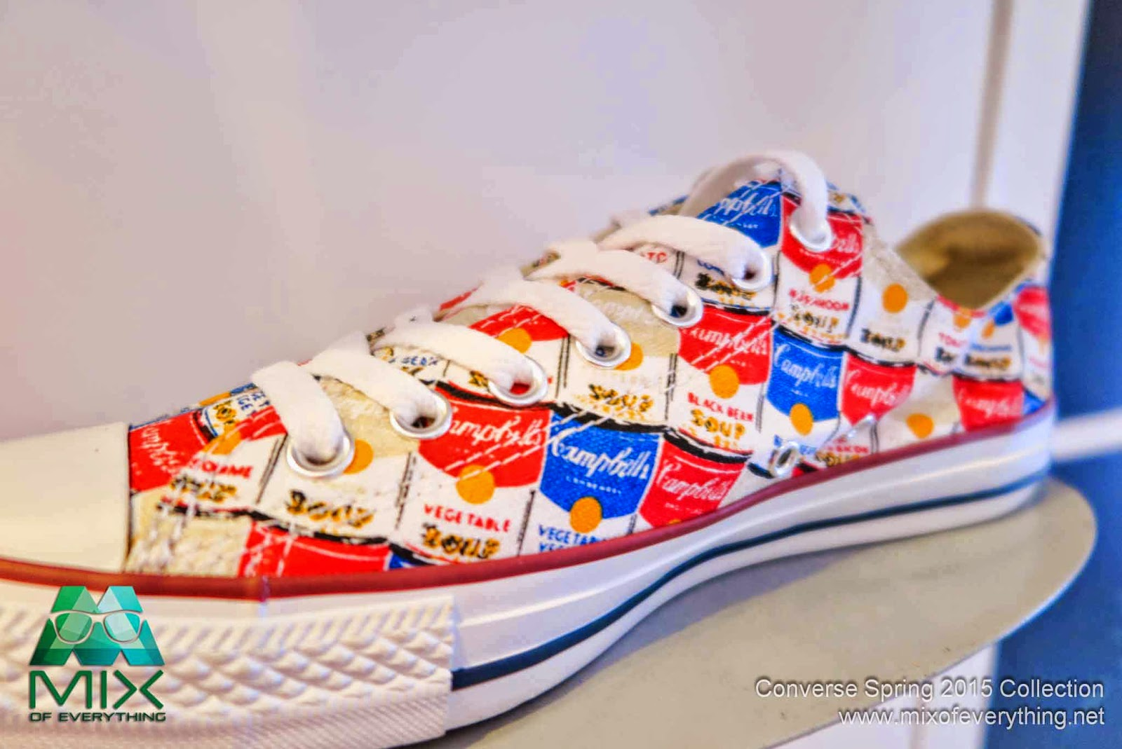 Converse All Star X Andy Warhol and other Collaborations! - Hello ... 5b8df80ea