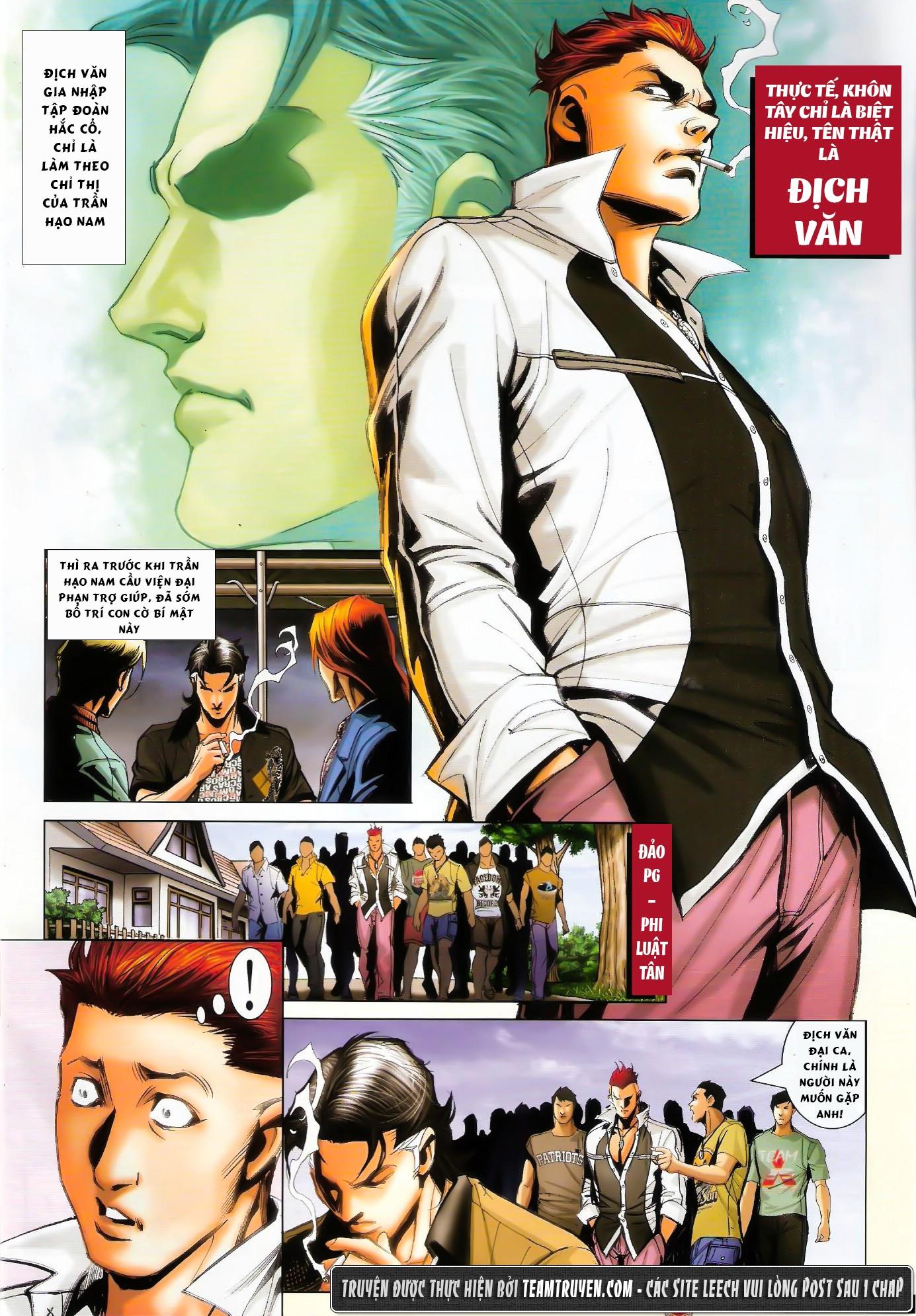 Người Trong Giang Hồ NetTruyen chap 1431 - Trang 4