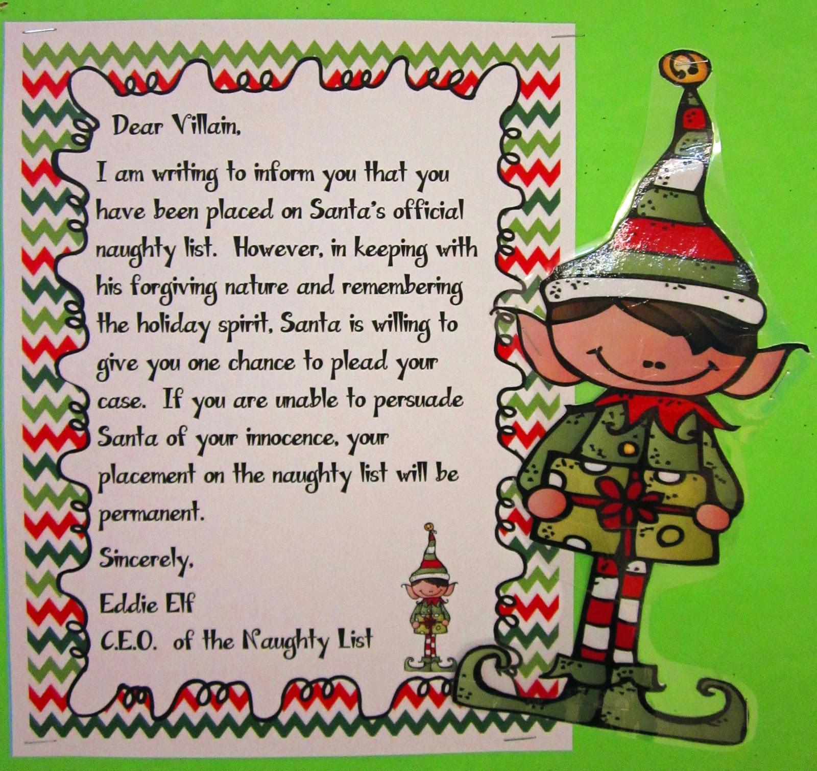 Dear Santa I Can Explain Runde S Room