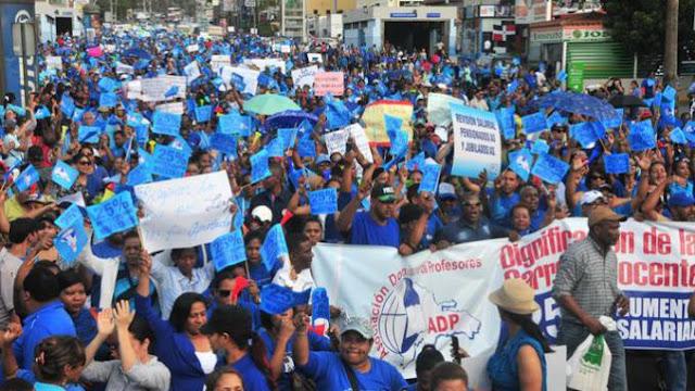 ADP advierte Navarro les declaró la guerra con nombramiento de directores regionales