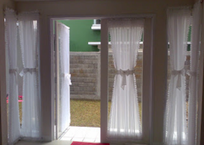 gorden jendela minimalis