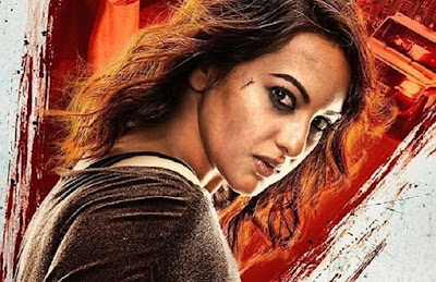 Akira official Trailer Watch Sonakshi Sinha Akira movie Trailer released