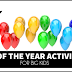 25 End of the Year Activities
