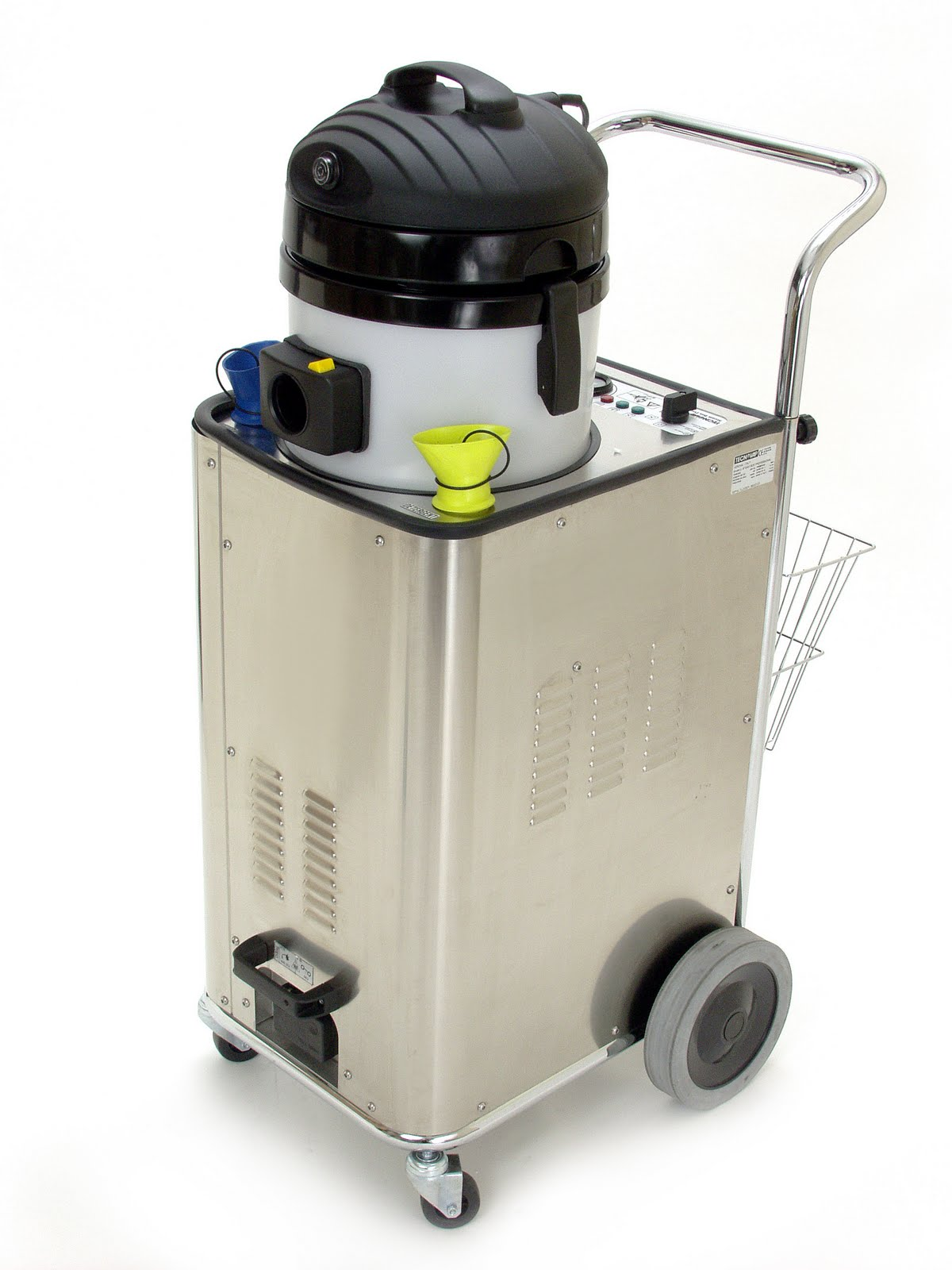 Low Moisture Steam Cleaners