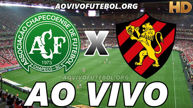 Chapecoense x Sport Ao Vivo Online na TV