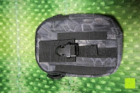 Erfahrungsbericht: Greatlizard Außen multifunktionale Nylon taktische Tasche stark und dauerhaft im Freien Armee taktische Taschen (schwarz Python-Muster)