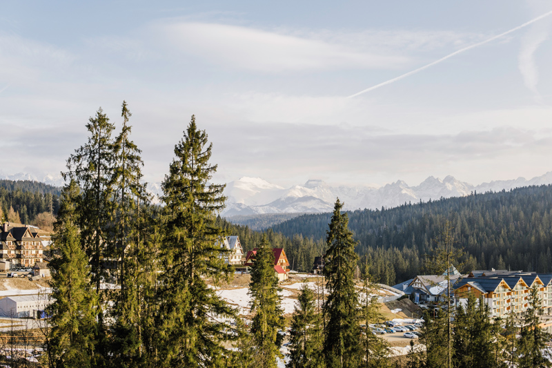 Tatra Glamp Bukowina