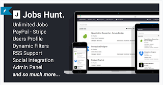 Download Jobs Hunt v1.3 – The Job Portal