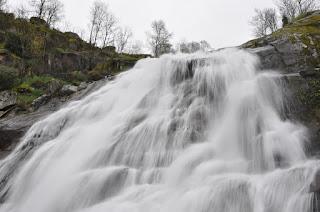 Ruta Senderista de las cuatro cascadas. Otoñada Valle del Jerte