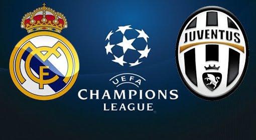 Dove Vedere REAL MADRID-JUVENTUS Streaming Diretta Live Online | Calcio Champions League in chiaro su Canale 5