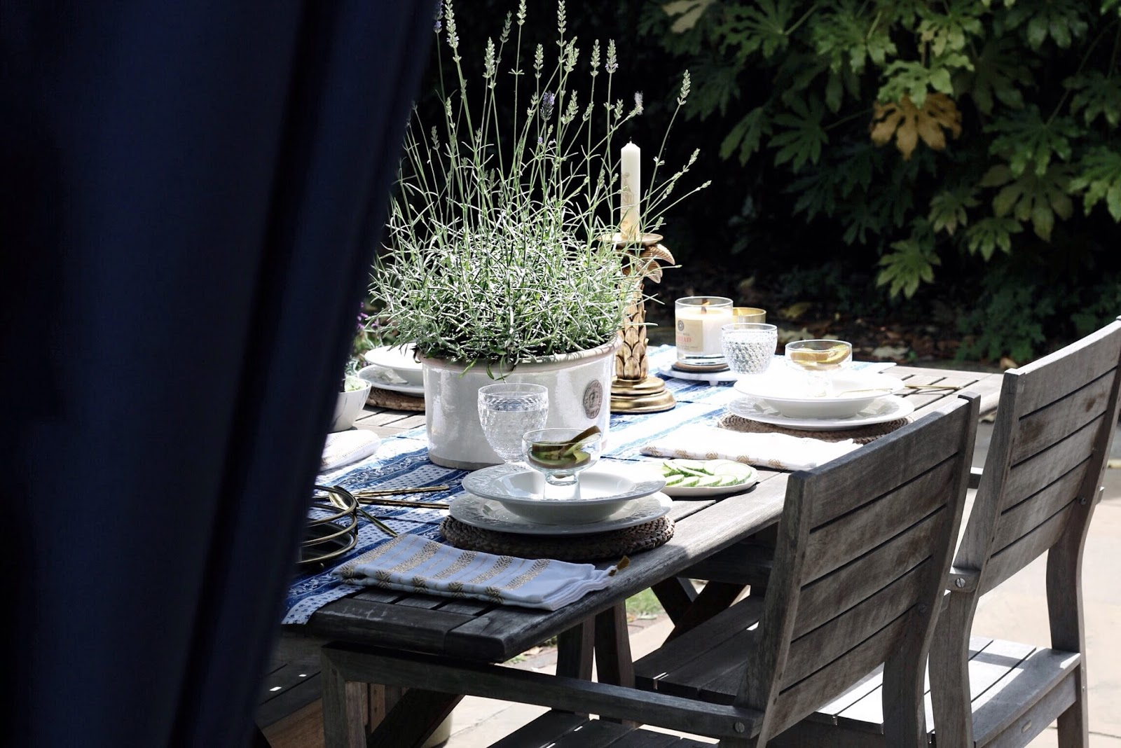 Al Fresco Dining Blog Photography