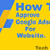 How To Approve Adsense For Blogger