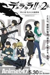 Durarara!!x2 Shou OVA - Durarara!!x2 Shou: Watashi no Kokoro wa Nabe Moyou 2015 Poster