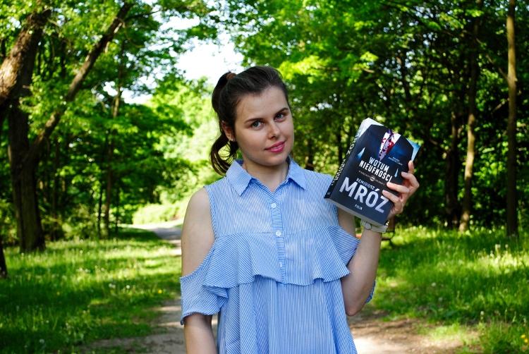 Blog książkowy. Book blogger. Blog o nowościach książkowych. Book blogger