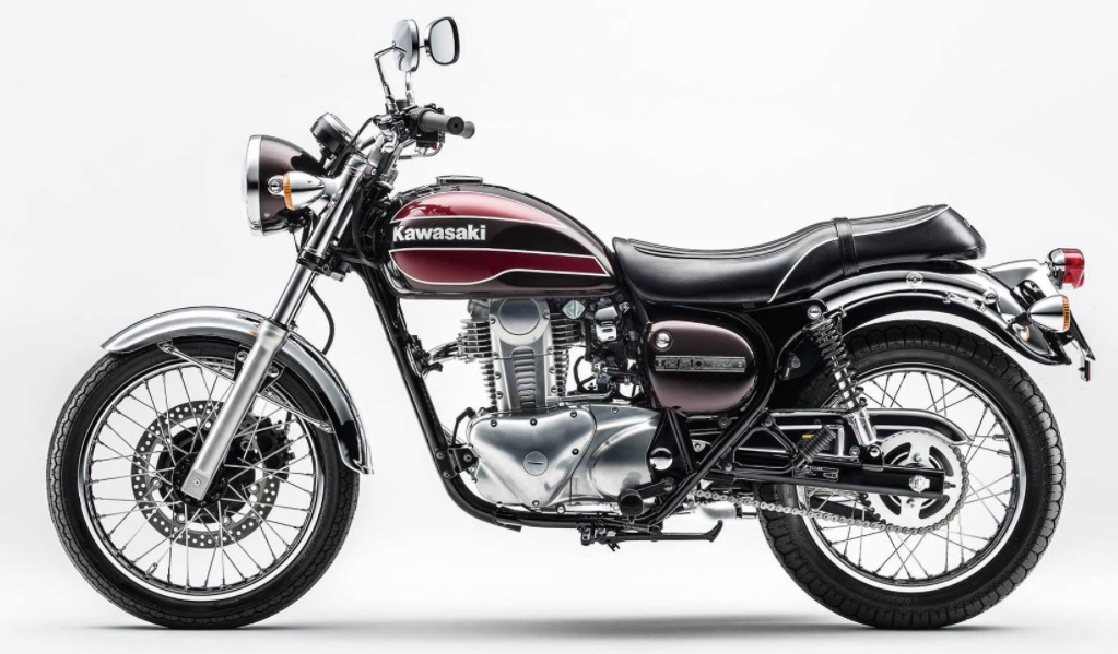 Kawasaki Estrella Price