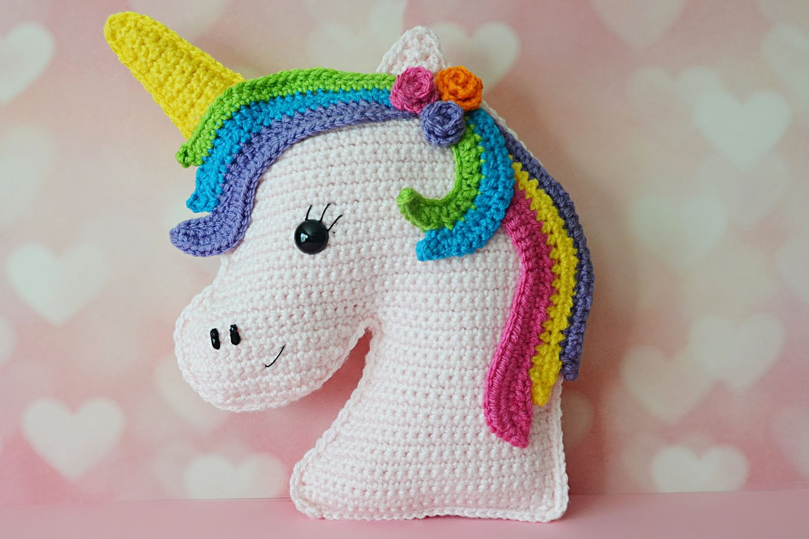 15 Adorable Unicorn Crochet Patterns