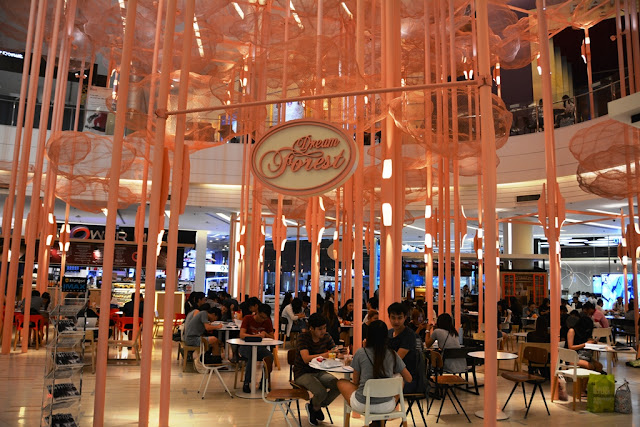 Siam Square Bangkok Siam Paragon Dream Forest