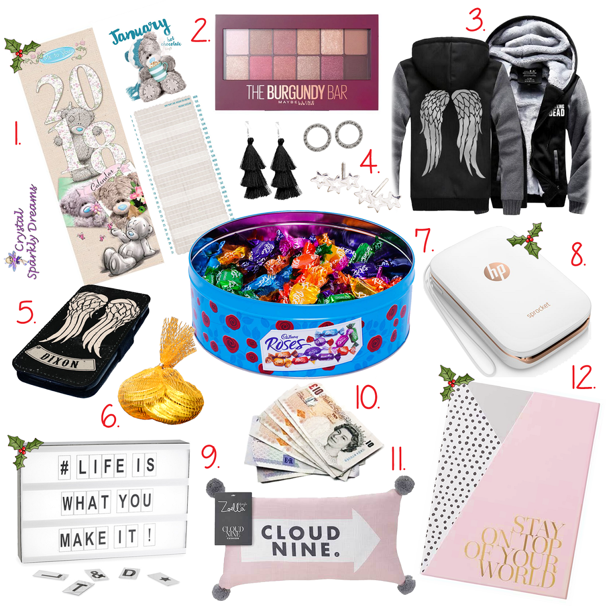 Christmas Wish List Ideas.Crystal Sparkly Dreams Christmas Wish List Gift Guide 2017