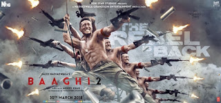 Baaghi 2 Budget, Screens & Box Office Collection India, Overseas, WorldWide