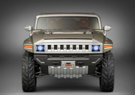 2017 Hummer H4 Specs Concept