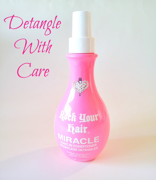 Rock Your Hair Leave In Conditioner