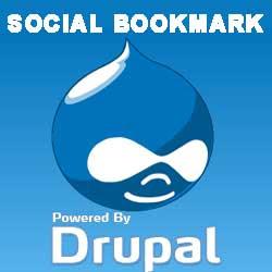 Situs Social Bookmarks Berbasis Drupal