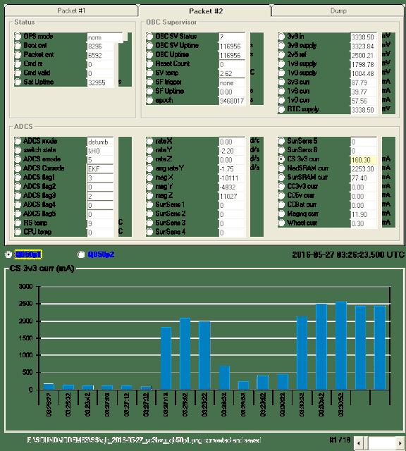 QB50p1 Telemetry Decoder