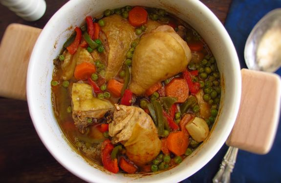 NUTRITIOUS AND HEALTHY CHICKEN STEW