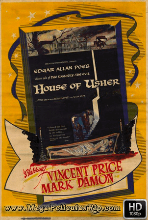 La Caida De La Casa Usher [1080p] [Castellano-Ingles] [MEGA]