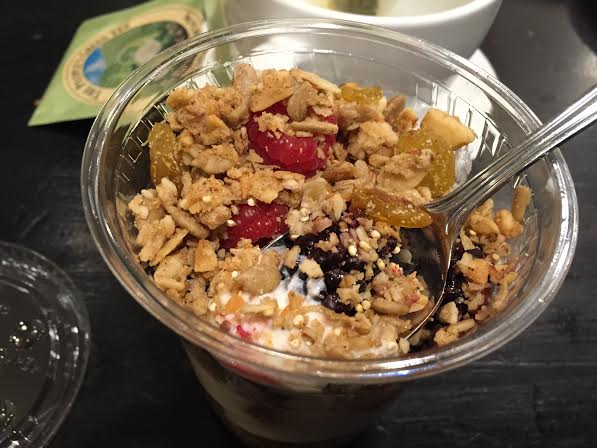Yogurt Parfait Belle Epicurean Seattle