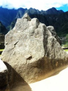 """A """"Maquete"""" de Machu Picchu - Peru"""